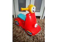 Baby ride on Fisher Price Bike