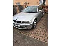 BMW 3 series e46 2004. 1.8 petrol
