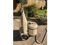 Waste master & Aqua Roll for caravan