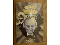 Doctor Who - Galaxy 4 - The Scripts