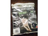 Dog seat cover new