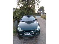 Chrysler Neon 2.0 Automatic *SPARES OR REPAIRS*