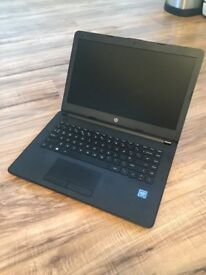 """14"""" HP Laptop, 1 month old, as new"""