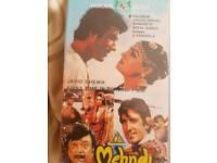 Pakistani movie MEHNDI vhs