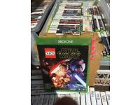 Lego Star Wars force awakens Xbox one game