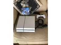 PS4 white 500gb