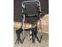 Exodus 3 cycle rear mount carrier