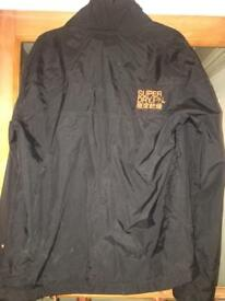 Woman's superdry jacket size S