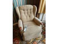 Sherborne dual lift electric recliner chair for sale