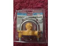 Brand New Universal Coupling Lock