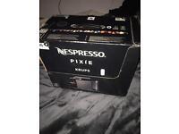 Nespresso coffee machine Krups