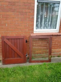 SOLID WOOD STABLE DOOR