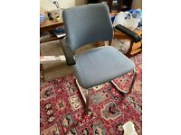 3 office chairs used