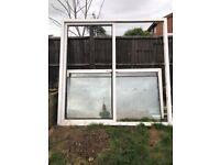 FREE! Double glazed patio doors