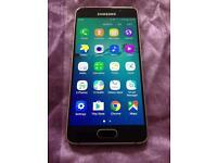 Samsung Galaxy A3 2016 model Gold