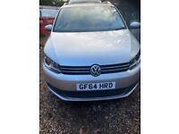 Volkswagen, TOURAN, MPV, 2014, Semi-Auto, 1598 (cc), 5 doors