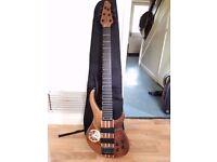 PPeavey Grind Bass 6-string bass
