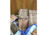 Free second hand roof tiles