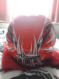 Nitro helmet