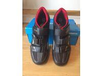 Shimano cycle shoes, size 44eu - 9.7us