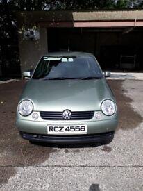2003 Volkswagen Lupo