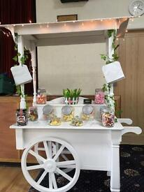 Sweet cart to hire from only £65