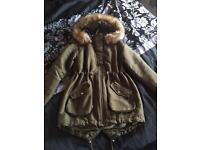 Lipsy Michelle Keenan Parker coat