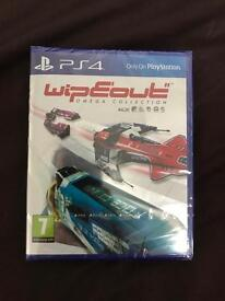 Wipeout Omega Collection for Playstation 4 PS4 - Brand New