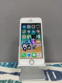 IPhone SE Rose Gold 16 GB Unlocked