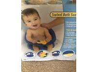 Kids Swivel Bath Seat