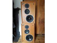 Celestian ditton speakers x 2