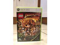 Lego Indianna Jones the Original Adventure Xbox 360