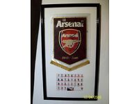 Pennant Signed By Whole Arsenal Squad In Last Season At Highbury