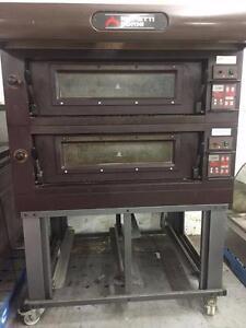 Moretti Forni  Electric Bakery Pizza Oven