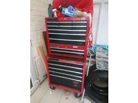 Clarke HD toolbox box