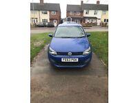 Volkswagen, POLO, Hatchback, 2013, Manual, 1198 (cc), 3 doors