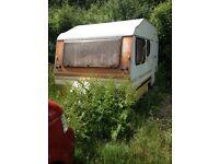 4 Berth Sprite Vintage/Retro Caravan