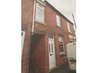 2 bed newly decorated house Brook Street, Heage