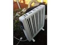 Electric radiator new