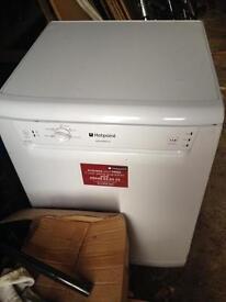 Hotpoint Aquarius - dishwasher - White - like new