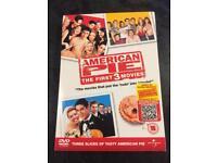American Pie 1, 2 &3 Dvd boxset £3