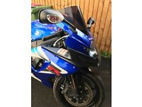 Perfect Suzuki GSXR 750 K6