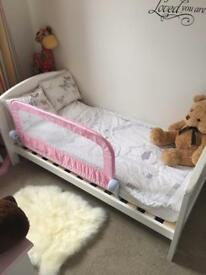Pink Lindum Bed Guard