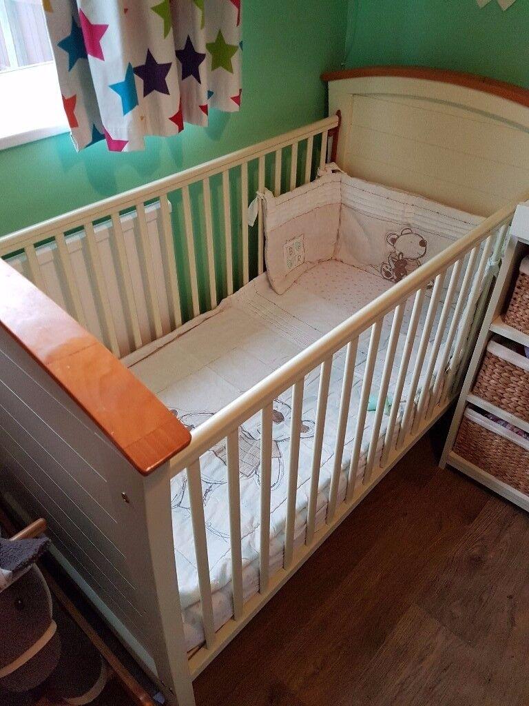 Nursery Furniture Whole Set Up