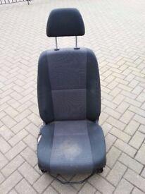 Mercedes Drivers Seat