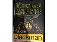 Malorie Blackman The Deadly Dare Mysteries