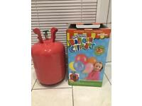 *PART USED* HELIUM BALLOON CYLINDER