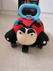 Ladybird ride on