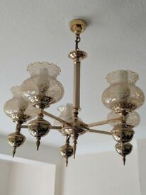 Beautiful pair of light fittings