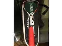 Dunlop Biomimetic Evolution 120 Squash Racket